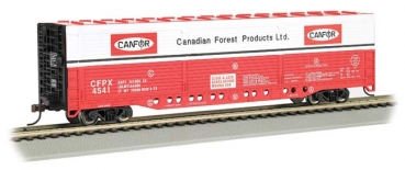 Evans All Door Box Car Canadian Forest #4541 Ba18141