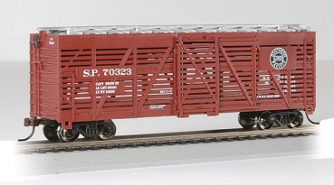 40' Stock Car Southern Pacific Ba18507