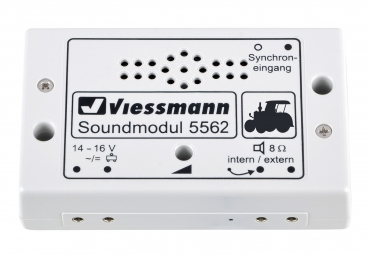 Soundmodul LANZ Bulldog, Best.Nr V5562