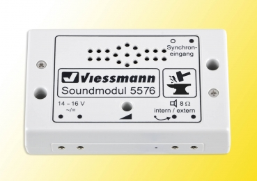 Soundmodul Schmied, Best.Nr V5576