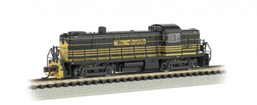 ALCO RS - 3 D&RGW #5200 - Early Ba64252