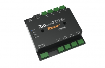 10836 - Z21 switch DECODER