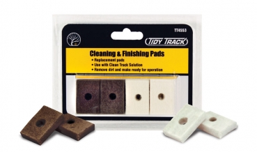Cleaning & Finishing Pads WTT4553