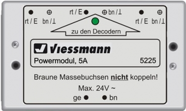 5A Powermodul, Best.Nr V5225