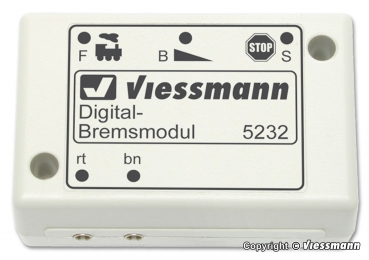 Digital-Bremsmodul, Best.Nr V5232