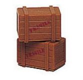 Spur G Two Small Shipping Crates